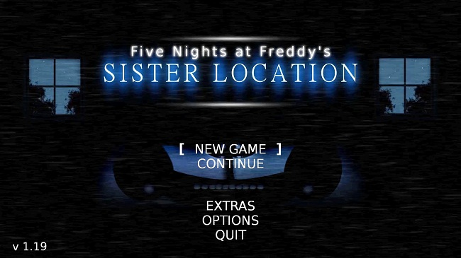Fnaf Sister Location Fan Made 2