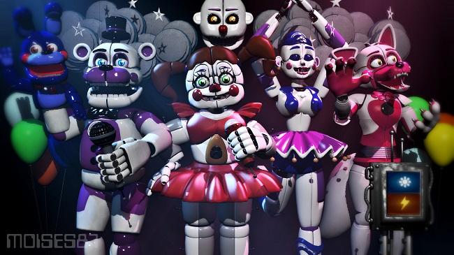 FNAF Sister Location (Fan)