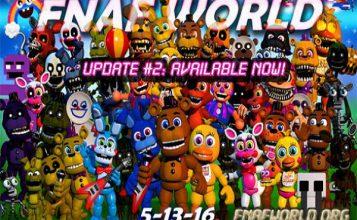 Fnaf World Free