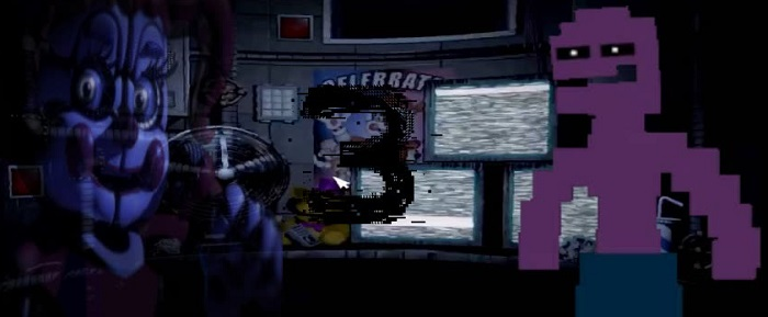 Five Nights At F***boys : Sister Location 3